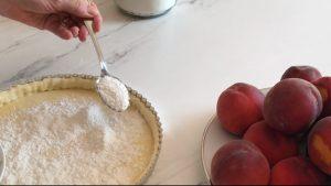 tarte-aux-peches