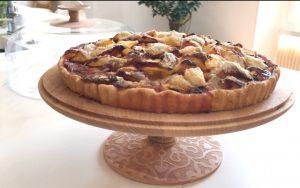 tarte-aux-peches-vegan
