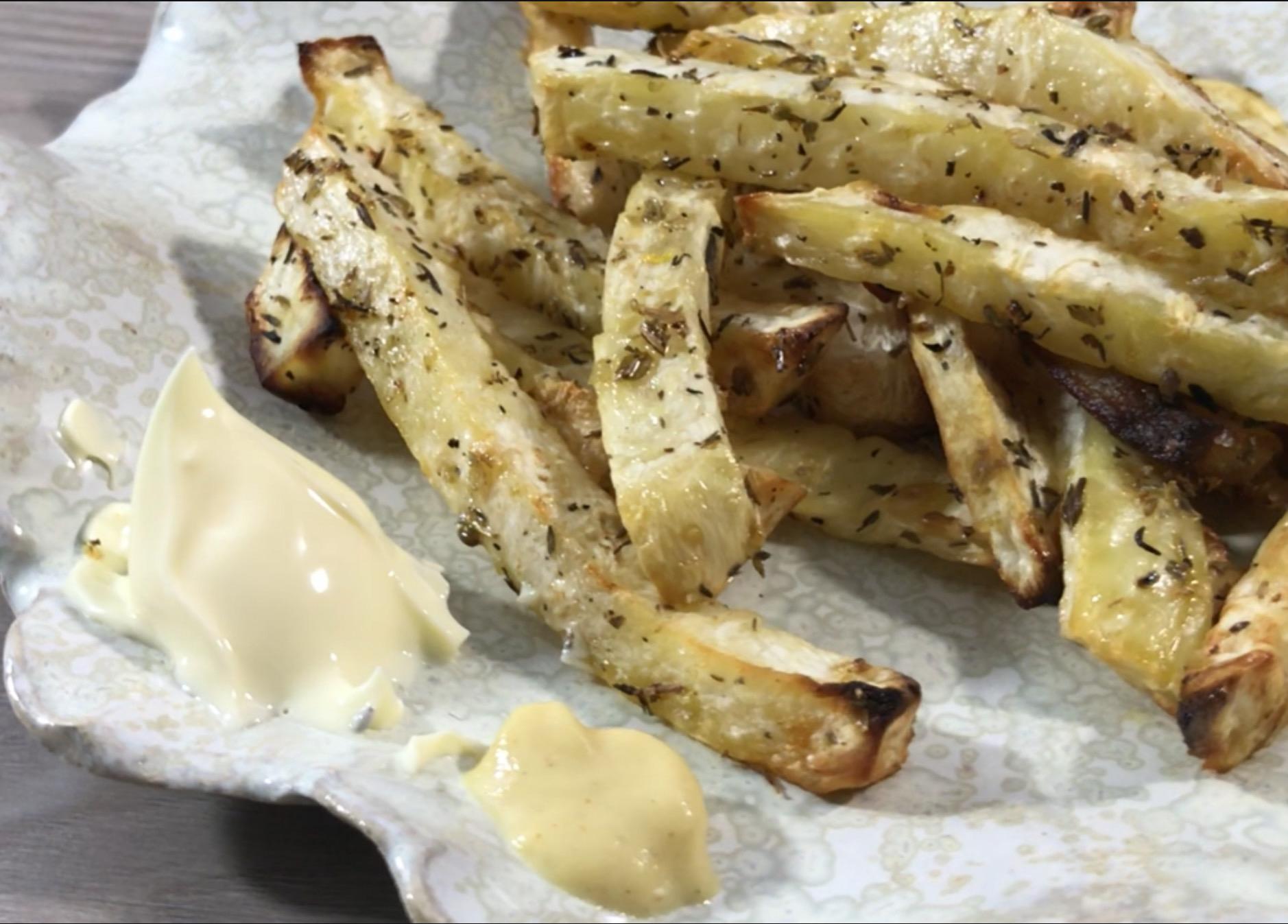 présentation-des-frites-de-celeri